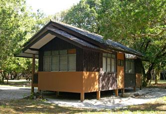 บ้านพักอุทยานแห่งชาติหมู่เกาะตะรุเตา อ่าวพันเตมะละกา