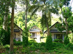 บ้านพักเกาะอาดัง อุทยานแห่งชาติหมู่เกาะตะรุเตา