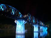 งานแสง สี เสียง สัปดาห์สะพานข้ามแม่น้ำแคว