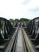 สะพานข้ามแม่น้ำแคว อ.เมือง จ.กาญจนบุรี