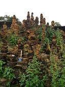 วัดช้างรอบ อุทยานประวัติศาสตร์กำแพงเพชร อ.เมือง จ.กำแพงเพชร